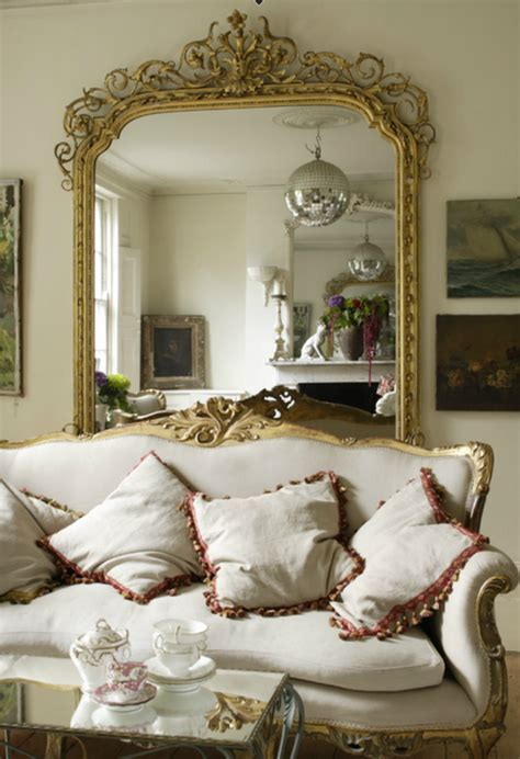 The Sofa Mirror by Roses And Rust Monday Musings Sofa Settee