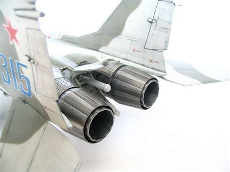 MiG-29 Fulcrum by Jean-Francois Hamel (Academy 1/48)