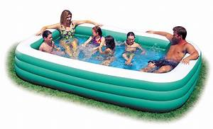 infos sur piscine gonflable grande arts et voyages With petite piscine rectangulaire gonflable 11 piscine pour petit jardin arts et voyages