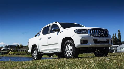 From $29,990 +orc & +gst. LDV T60 ute to launch in New Zealand