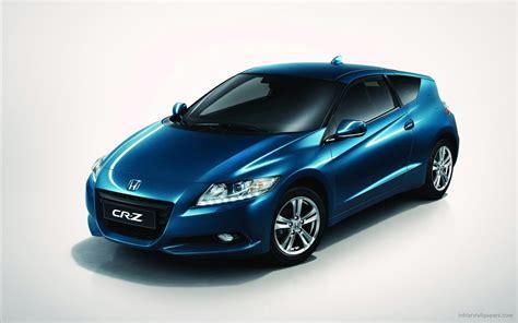 honda cr  sport hybrid coupe  wallpaper hd car