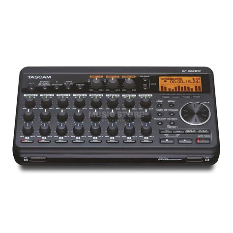 Tascam Dp008ex Digitales 8spurportastudio