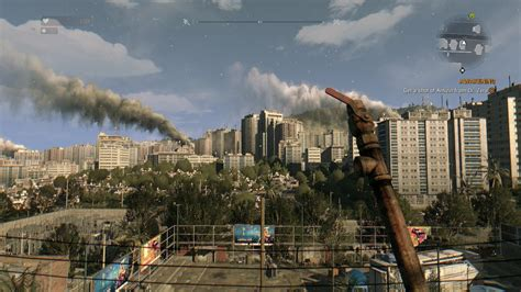 dying light pc dying light pc vs ps4 vs xbox one screenshot and
