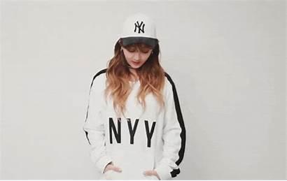 Korean Cap Kpop Sporty Korea Baseball Yankees