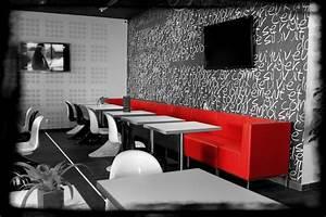 Banquette Sur Mesure : nos r alisations de mobilier professionnel chr banquettes ~ Premium-room.com Idées de Décoration