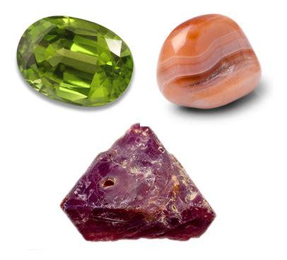 birthstone color for august august birthstones peridot spinel sardonyx gemstones