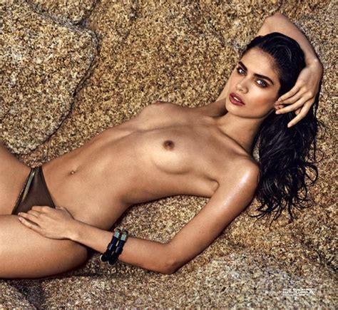 Sara Sampaio Topless For Lui Magazine Scandal Planet