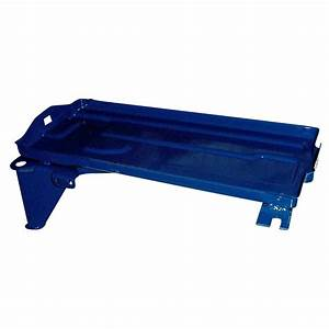 1111-6000 - Ford  New Holland Battery Tray Battery Tray For Diesel Applications