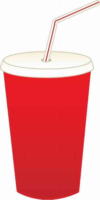 Soda Clipart Clip Cup Pop Clipartion