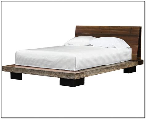 Queen Size Platform Bed Frame Cheap  Beds  Home Design