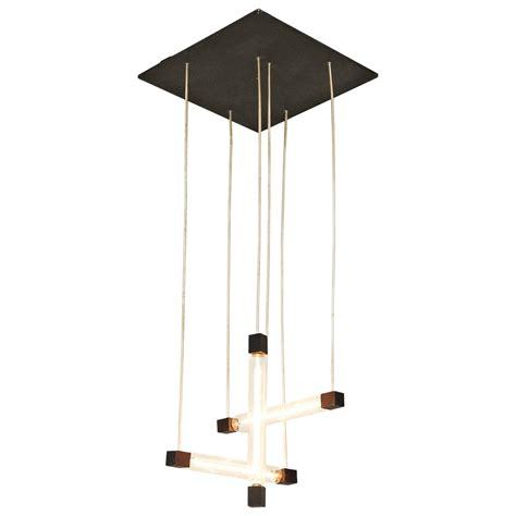 artistic pendant lights hanging l in the style of gerrit rietveld for sale at