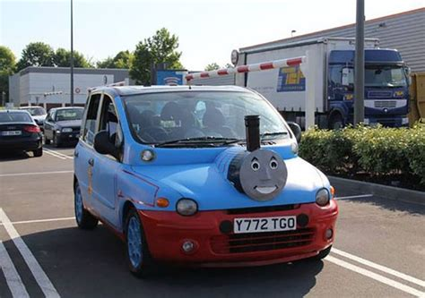 fiat multipla top gear because a fiat multipla does not look shitty enough xpost
