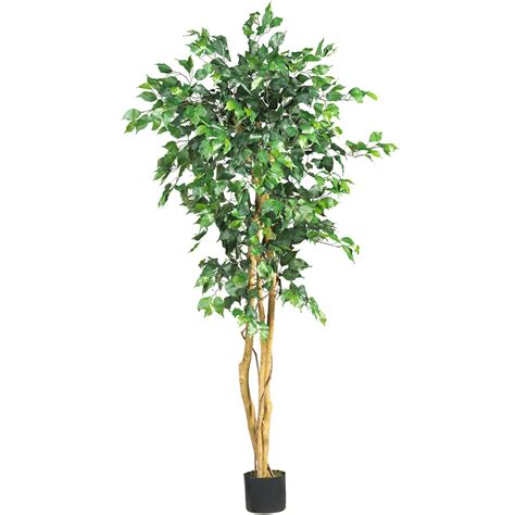 artificial bonsai tree 5 ficus tree potted 5208
