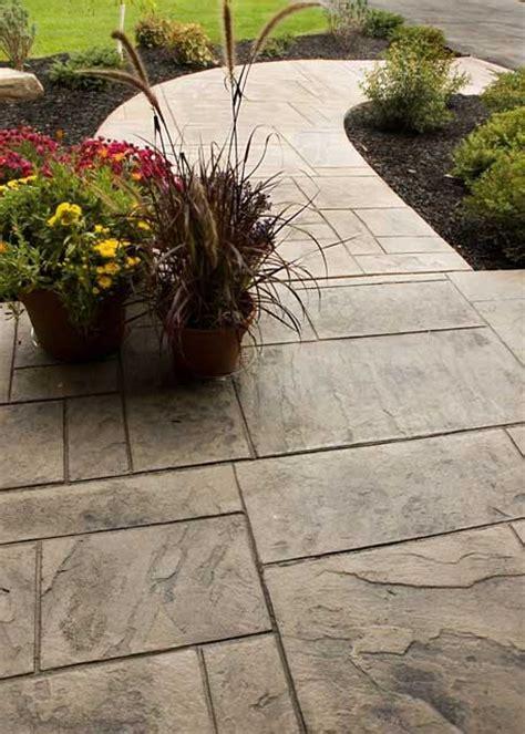 decorative sidewalk ideas sted concrete nh ma me decorative patio pool deck walkwaynh sted concrete walkways ma me
