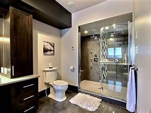 cuisine roberval modele salle de bain douche modele salle With modele de salle de bain avec douche italienne
