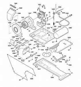 Dryer Motor  Blower  U0026 Belt Diagram  U0026 Parts List For Model