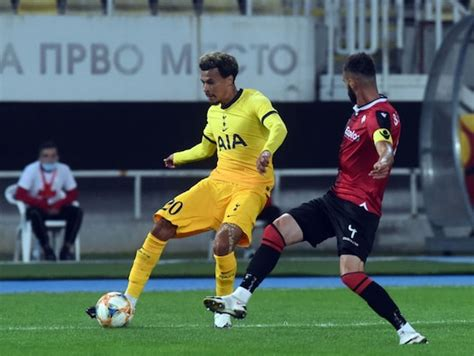 I have Only Respect For Dele Alli, Says Tottenham Manager ...