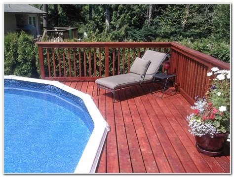 8x8 above ground pool deck plans pool deck plans for above ground pools decks home