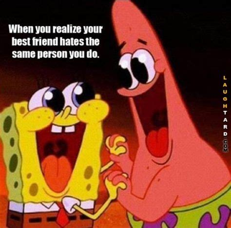 Funny Spongebob And Patrick Memes - 9 best feeling a little sad read spogebob quotes images on pinterest ha ha funny stuff and