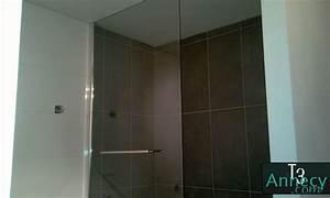 paroi vitree douche italienne With parois vitrées pour douche sans porte