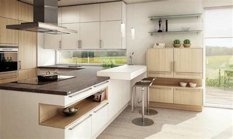cuisine blanche et bois clair ophrey com cuisine blanche et bois clair prélèvement d