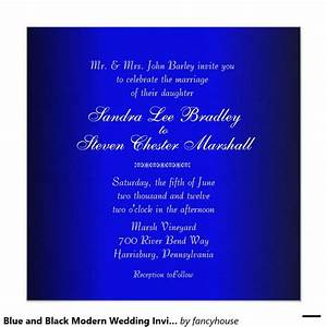 65 best silver gray wedding images on pinterest With electric blue wedding invitations