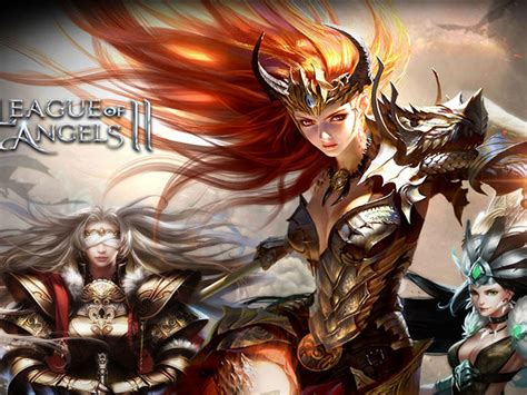 league  angels  video game characters theresa gtarcade