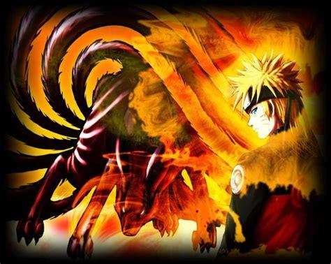 Naruto And Kurama Chrome Theme