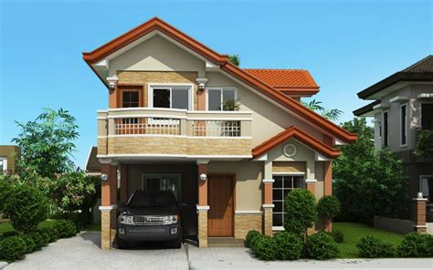 house plan    bedroom  storey house    built  double storey house