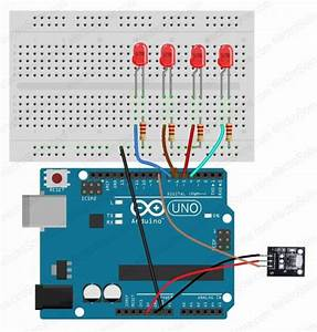 Controlling Led U0026 39 S Using Remote Control