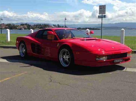 Find ferrari testarossa used cars for sale on auto trader, today. Ferrari Testarossa Koenig Special. car for sale