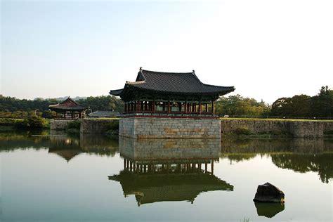 donggung palace  wolji pond wikipedia