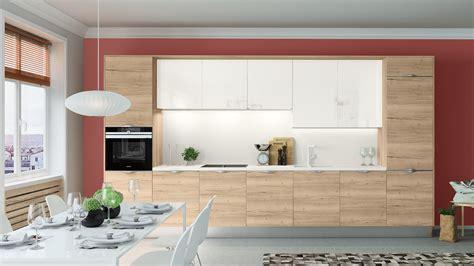 robinets de cuisine cuisine blanche en chêne cuisines moderne eggo