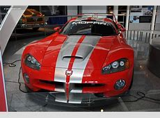 Auction results and data for 2000 Dodge Viper GTSR