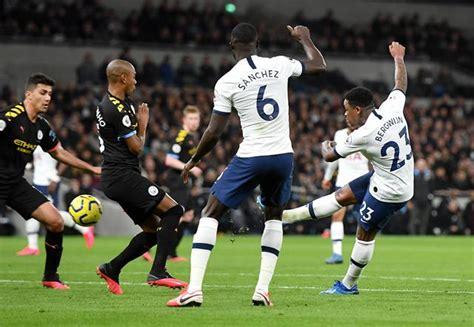 Tottenham vs Man City, The Citizens Tersungkur di London ...