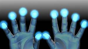 Human sense of touch: Research shows fingertips are ...