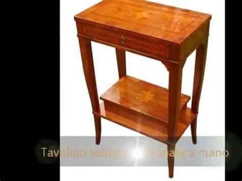 Tavolini Da Ingresso Tavolini Da Ingresso Consolle Classiche Toilette Con