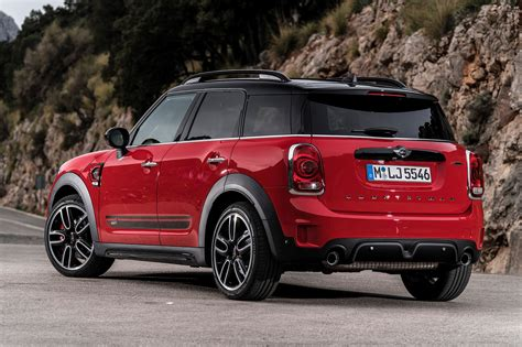 Mini Cooper Countryman Modification by Early Drive Mini Countryman Jcw Parkers