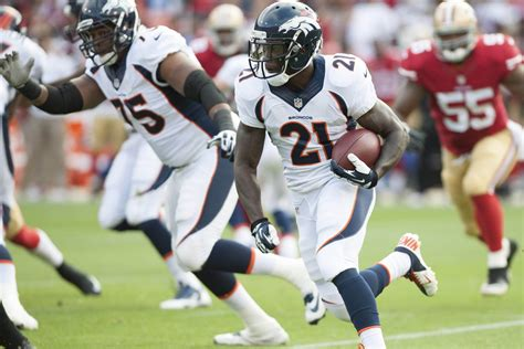 broncos  seahawks position battles   mile high
