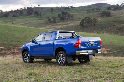 toyota pick up 2016 toyota hilux pickup is here to redefine toughness