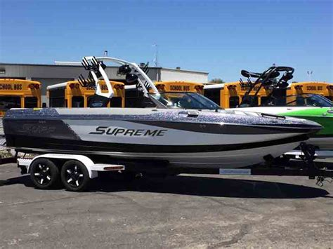 Supreme Boats 2017 supreme boats models released news from supreme
