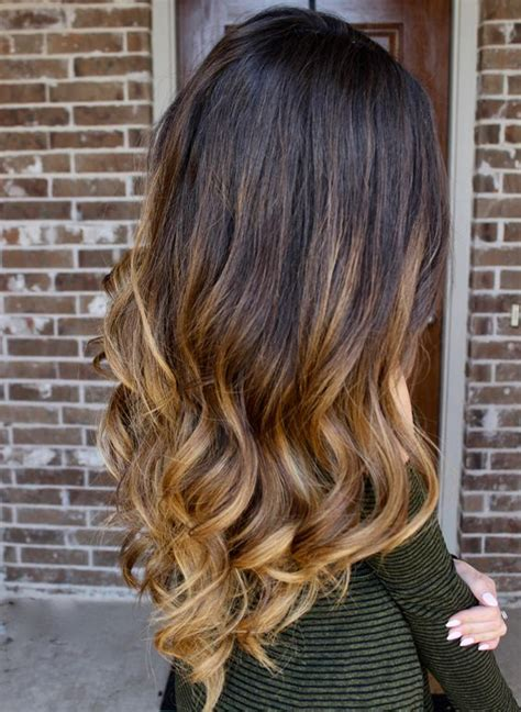 top  hair color ideas  springsummer  brunettes