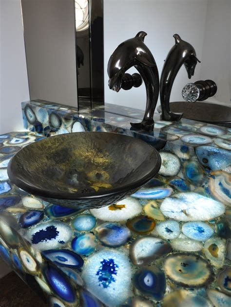 agate countertop home design ideas pictures remodel
