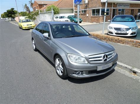 Then browse inventory or schedule a test drive. C-CLASS SEDAN C200K AVANTGARDE A/T Specifications