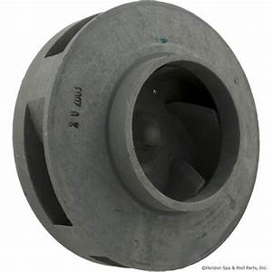 Impeller 2 0 Hp Ultimax  Green Brown Red