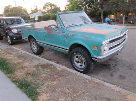 1969 Chevy Blazer K5  Flickr  Photo Sharing