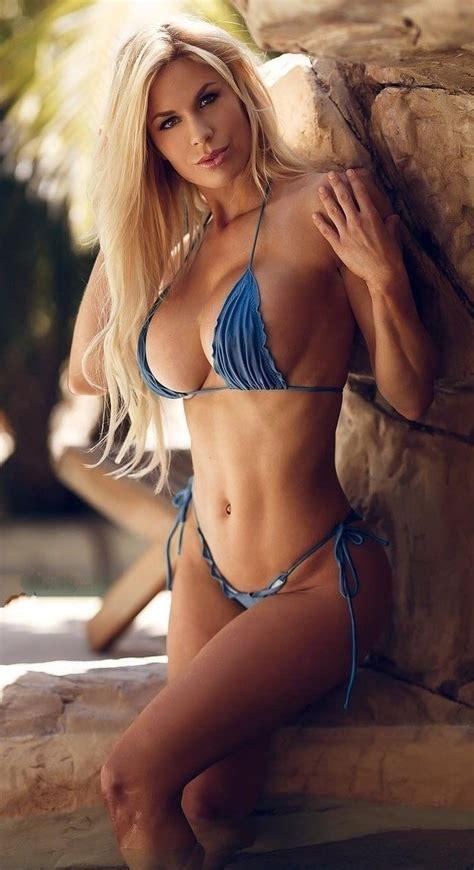 fitness bikini hot fitness diva hot bikini only ripped girls