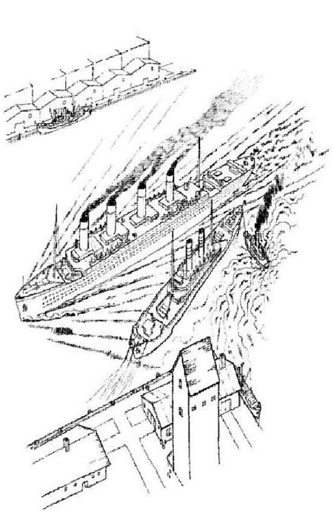 Titanic Kleurplaat by N Co Uk 30 Coloring Pages Of Titanic