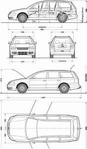Dimensions Golf 5 : vw cars vw passat volkswagen passat variant wagon blueprint drawing ~ Medecine-chirurgie-esthetiques.com Avis de Voitures