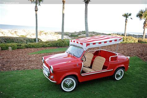 Vespa 400 Car For Sale by 1958 Vespa 400 Conceptcarz